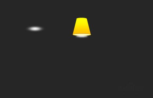 PPT怎么制作出壁灯效果