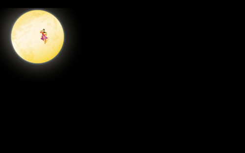 PPT制作嫦娥奔月动态效果