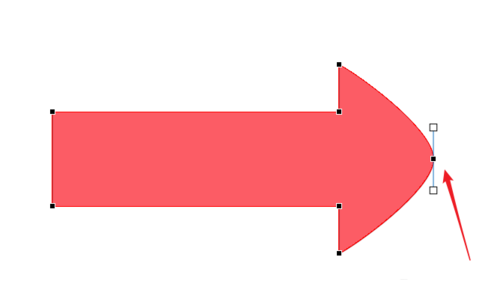 PPT中怎样绘制曲线条箭头